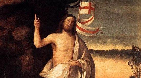 Marco Basaiti - Resurrection of Christ - 1519